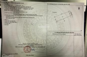 Cần bán nhanh lô đất tại thị trấn Long Thành công chứng trước tết giá 19tr/m2, LH 0943.559.175