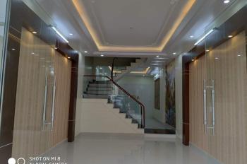 Bán nhà 4 tầng xây độc lập trong ngõ to 4m đường Trung Hành, ô tô vào nhà, liên hệ 0934 935 888