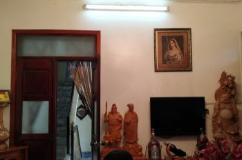 Chính chủ cho thuê nhà nguyên căn hẻm xe hơi 220/38 Lê Văn Sỹ, Quận 3