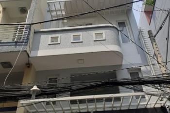 Nhà hẻm xe tải 6m, 2 lầu, Lê Văn Sỹ, DT 4,2m x 15m