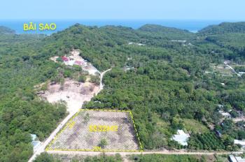 Cần bán gấp mảnh đất 5532m2, rất đẹp gần biển Bãi Sao, Phú Quốc