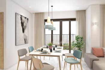 Chuyển nhượng OfficeTel dự án D-Vela đường Huỳnh Tấn Phát, q7. Diện tích 35m2, giá bán: 950 triệu