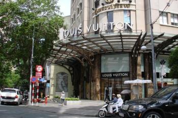 Bán nhà mặt tiền Trương Định, P. Bến Thành, Q. 1, DT: 3,6m x 23m, 1 lầu, giá bán chỉ 35 tỷ