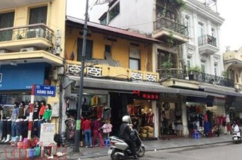 Cần cho thuê cửa hàng MP Hàng Đào gần ngã tư Hàng Bạc, DT 25m2, MT 2.6m, giá liên hệ 0974739378