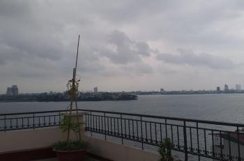 Bán gấp tòa nhà căn hộ tại phố Trích Sài, Võng Thị, Lạc Long Quân, Bưởi, Tây Hồ, 165m2, giá 37 tỷ