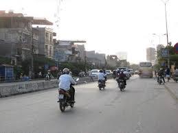 Bán nhà mặt phố Nguyễn Khoái giao với Trần Khát Chân, quận Hai Bà Trưng