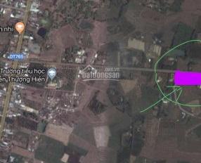 Nhà tôi cần bán 125m mặt tiền đường, đã được tách ra làm 4 sổ riêng gần trường học, KDC, 0868292939