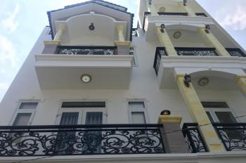 Nhà bán góc 2 mặt tiền hẻm đường Nguyễn Văn Lượng, phường 16, Gò Vấp