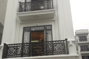 Nắm bắt nghệ thuật xây dựng tổ ấm với căn nhà phố 5 tầng, rộng 50m2, MT 5m tại KĐT Văn Khê, Hà Đông