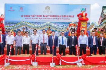 Cát Tường Phú Hưng, TT nhận ngay CK 10%, ngay trung tâm thương mại, trung tâm thành phố. SHR