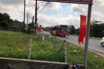 Bán 1650m2 đất thổ cư mặt tiền Quốc lộ 80, Đồng Tháp