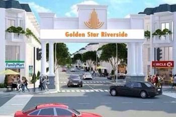 Bán đất dự án Golden Star Riverside Tỉnh lộ 10 TTTT Đức Hòa