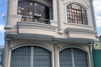 Cho thuê nhà chiều ngang 8m có lầu gần siêu thị Coop Mart nhà mới, giá 15 triệu