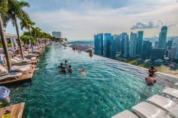 Bán căn hộ 4 phòng ngủ, D'Edge Capitaland, 188m2, view sông cực đẹp, giá 16 tỷ. LH: 0903.747.423