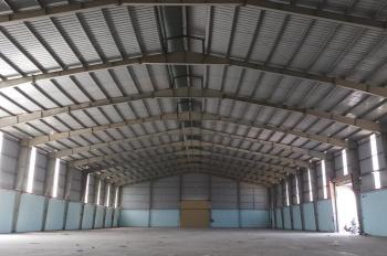 Cho thuê kho xưởng Quốc Lộ 50, Bình Chánh DT 4600m2, giá 165 triệu/th