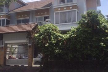 Cần cho thuê căn góc biệt thự Nam Long Trần Trọng Cung, nhà mới sang trọng, 12x24m, 5PN, 6WC, Q7