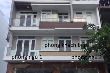 Cho thuê mặt bằng 130 m2 làm văn phòng khu đô thị VCN Phước Hải, TP Nha Trang, LH 0909 896 000