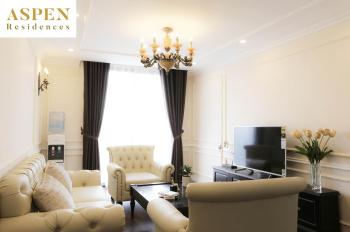 Cho thuê căn hộ dịch vụ cao cấp 5*, nội thất bán cổ điển tại Trần Xuân Soạn, Lh 0986888946