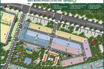Bán gấp lô đất LK5 - 5/ 96.1m2 - 69tr/m2 tại dự án Symbio Garden liền kề bệnh viện Ung Bướu 2 - Q9