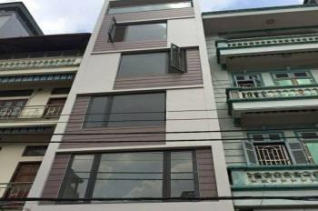 Bán nhà ngõ Lạc Long Quân - Cầu Giấy 50m2, 5 tầng, mặt tiền 5m, 4,5 tỷ
