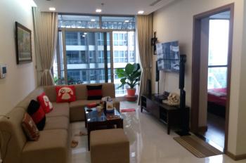 Chính chủ cho thuê căn hộ 2PN, full tại Vinhomes Central Park giá 27tr/th. LH Phương 0906780891