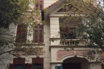 Cho thuê nhà đẹp phân lô Trung Yên 10, Cầu Giấy, Hà Nội. DT 110m2, 5 tầng, đồ cơ bản
