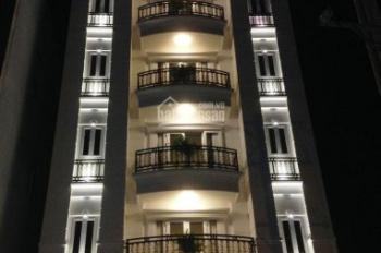 Bán toà nhà Nguyễn Đình Chiểu, P. 5, Q. 3, DT: 10x18m, 7 lầu, giá 120 tỷ TL