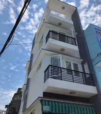 Bán nhà mới góc 2MT lô J đường Phạm Văn Chí, 3.43x11m, 3.5 tấm, giá 5 tỷ