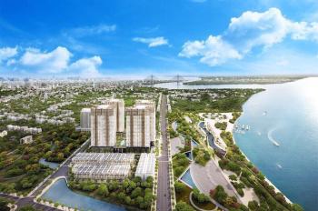 CH Q7 Saigon Riverside mặt sông Sài Gòn, liền kề Phú Mỹ Hưng, giá cạnh tranh 1,5 tỷ, LH: 0909052122