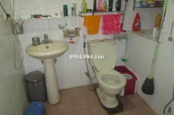 Cho thuê nhà riêng 3,5 tầng x 40m2 phố Hồng Hà, 3PN, đủ đồ, giá 10tr/tháng