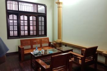 Cho thuê nhà riêng khu Nghi Tàm, Tứ Liên, 100m2 x 4 tầng, có gara ô tô, giá thuê chỉ 17 tr/th