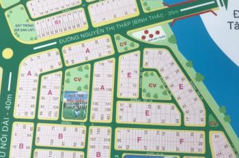 Bán gấp 2 lô đất DT 6x20m đường Số 3 Trung Sơn, giá bán rẻ nhất 95tr/m2, LH 0908231368