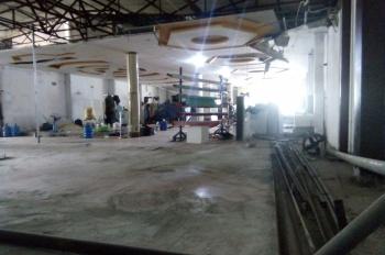 Cho thuê mặt bằng kinh doanh tầng 1 + 2, DTSD rộng 525m2, ngõ 61 Lê Văn Lương, giá thuê 70 tr/th