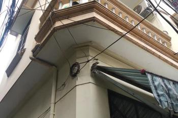 Bán nhà riêng ngõ phố Văn Cao, quận Ba Đình, 35m2, căn góc, giá 3.25 tỷ