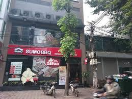 Cho thuê toàn bộ căn nhà 3 tầng mặt phố Lê Thanh Nghị, mặt tiền 10m