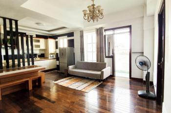 Cho thuê căn hộ 590 CMT8, P11, Quận 3. 96m2/2PN nội thất cao cấp 18tr/th bao phí QL + Internet