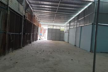 Cho thuê kho xưởng kinh doanh đường Lũy Bán Bích, Tân Phú, DT 224m2