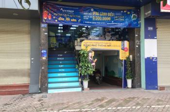 Cho thuê cửa hàng MP Mai Hắc Đế, vị trí đẹp, lửng 40m2, tầng 2: 60m2, MT 4,5m, giá 42 tr/th