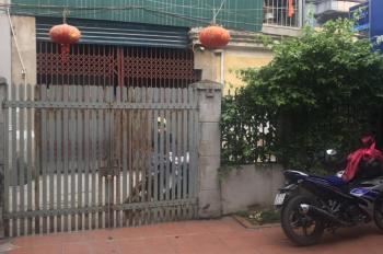 Bán nhà 104,8m2 mặt tiền 6m, ngõ rộng 4m ngõ Bằng B, Hoàng Liệt, Hoàng Mai. Giá 4 tỷ 780 triệu