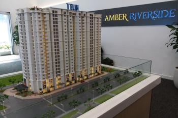 Cơ hội cuối cùng sở hữu CH 4PN bàn giao thô với CS tốt nhất Q. HBT - Amber Riverside 622 Minh Khai