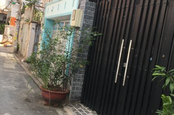 Bán nhà hẻm 7m Thạch Lam, DT 4x23m (6.5m), giá 6 tỷ
