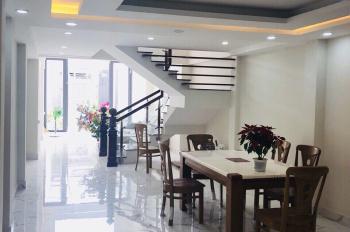 Cần bán gấp nhà Hồ Đắc Di 4mx23m, 4 lầu, sân thượng giá 6.3 tỷ, nhà mới, LH: 0938941438