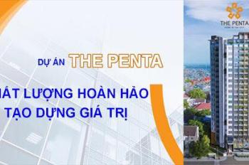 Chính chủ cần sang nhượng căn hộ 1PN The Penta mặt tiền Hoàng Hoa Thám. LH: 0902742590