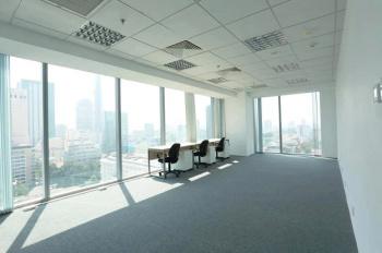 Cho thuê văn phòng phố Lê Đức Thọ, Nam Từ Liêm. DT: 100m2, 150m2, 200m2, 500m2 giá chỉ 180K/m2/th