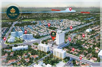 Nhà trong phố, nội thất smarthome tại Sài Đồng, hỗ trợ vay LS 0% đến khi nhận nhà