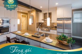 Chỉ 2,1 tỷ sở hữu căn smarthome 3 phòng ngủ gần kề Vinhomes Riverside