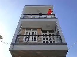 Bán nhà mặt tiền Dương Bá Trạc, P. 1, Q. 8. DT: 4,9x21m, giá 17 tỷ