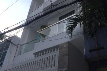 Bán nhà HXH Ngô Quyền, Quận 10 DT: 5,3m x 13m; 2 lầu, sân thượng