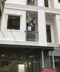 Bán nhà mặt tiền Hưng Phú, P9, Q8. DT: 3,2x12m, giá 6 tỷ 2