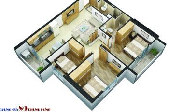 Bán căn 3202 chung cư 89 Phùng Hưng (HTT Tower)